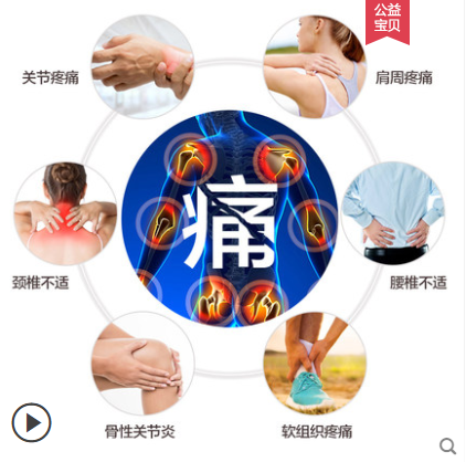Yunnanbaiyao  chinese Plaster Gaoyao Tiegao Joint Pain Killer 10 Patches Pack