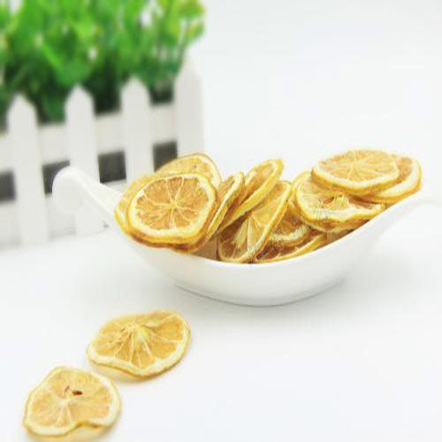 JQ Herbal Teas Sampler Dried lemon Slices 500g