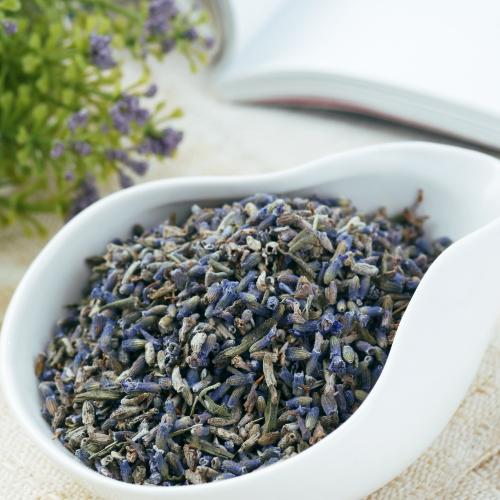 Dried Organic Lavender Flowers - Kate Naturals. Premium Grade. Perfect for Tea,Lemonade, Baking, Baths. Fresh Fragrance. Gluten-Free, Non-GMO 500g