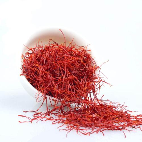 Teas Organic Dried Saffron 0.2 OZ Chinese Various Health-enhancing Herbal Tea Health Tea Fruit Tea Scented Tea Flowertea