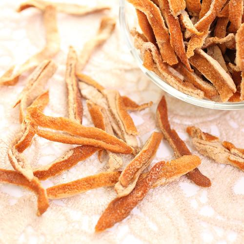 Dried Orange Peel 250g Chen Pi Tangerine Peel Tea Drunk Hot and Cold Relives Cold Flu Symptoms