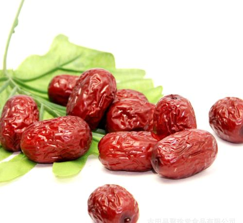 Naturally Chinese Dried Dates Big Jujube Grey Dates Organic Healthy Food 500 g As a Snack As a Baking Or Make Tea