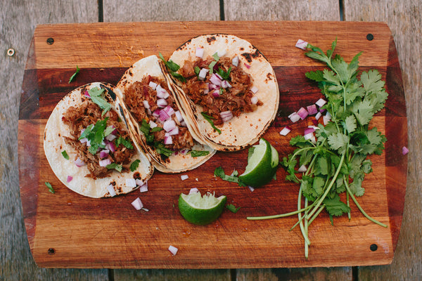 Taco Tuesday Savory Carnitas