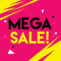 MEGA SALE Drastically reduced. up to 50% off