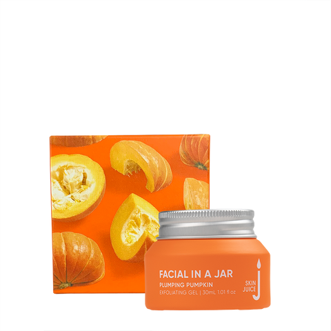 Facial In A Jar- Plumping Pumpkin 30ml