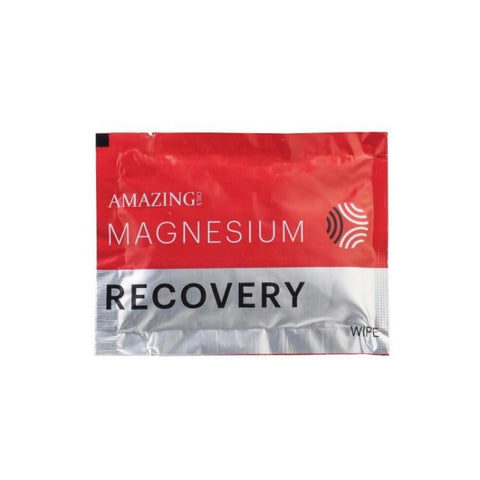 Amazing Oils Recovery Magnesium Towelettes Individual