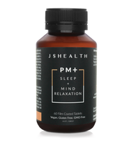 JSHEALTH PM+ SLEEP Vitamins - 60 Tablets