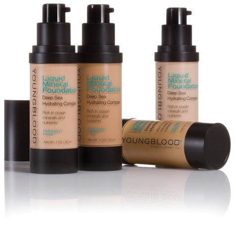 Liquid Mineral Foundation CLEARANCE
