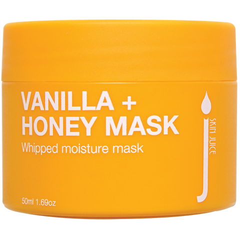 Vanilla + Honey Hydrating Mask