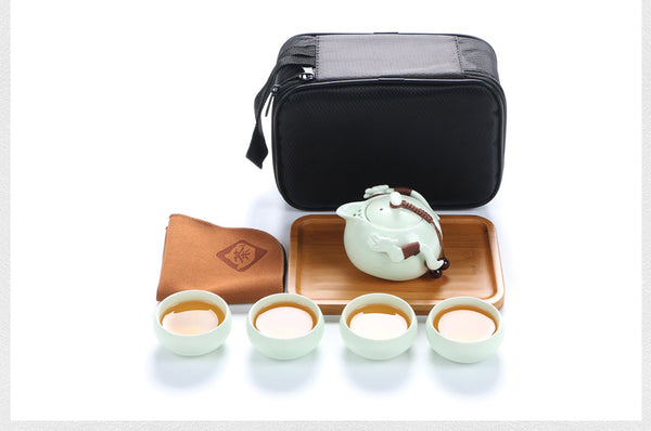 Kungroo Portable Tea Set