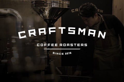 CRAFTSMAN COFFEE ROASTERS