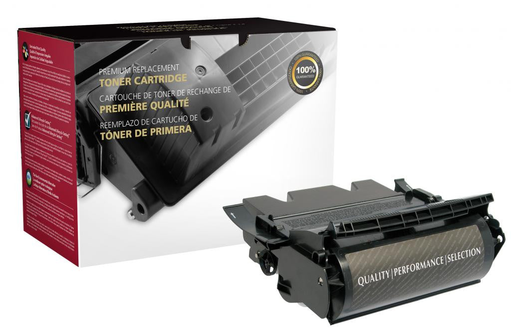 Extra High Yield Toner Cartridge for Dell M5200/W5300