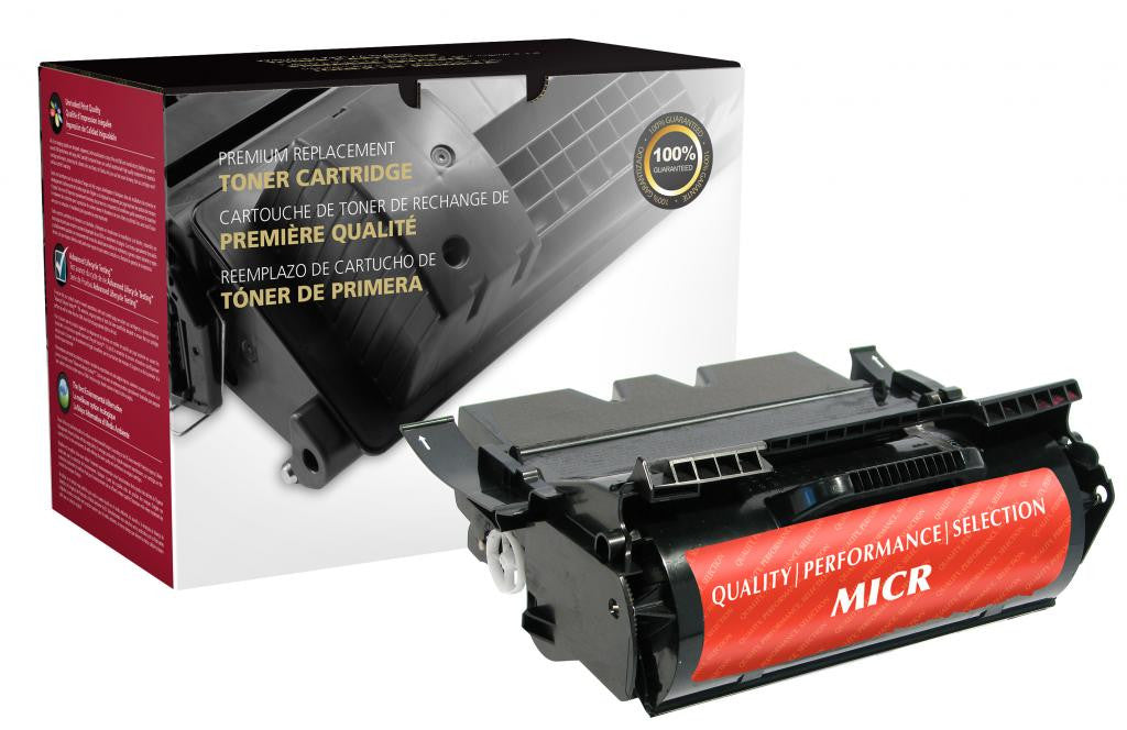 High Yield MICR Toner Cartridge for Dell 5210/5310