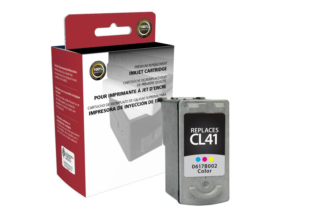 Color Ink Cartridge for Canon CL-41