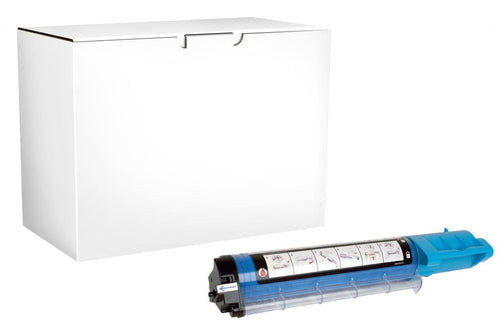 High Yield Cyan Toner Cartridge for Dell 3010