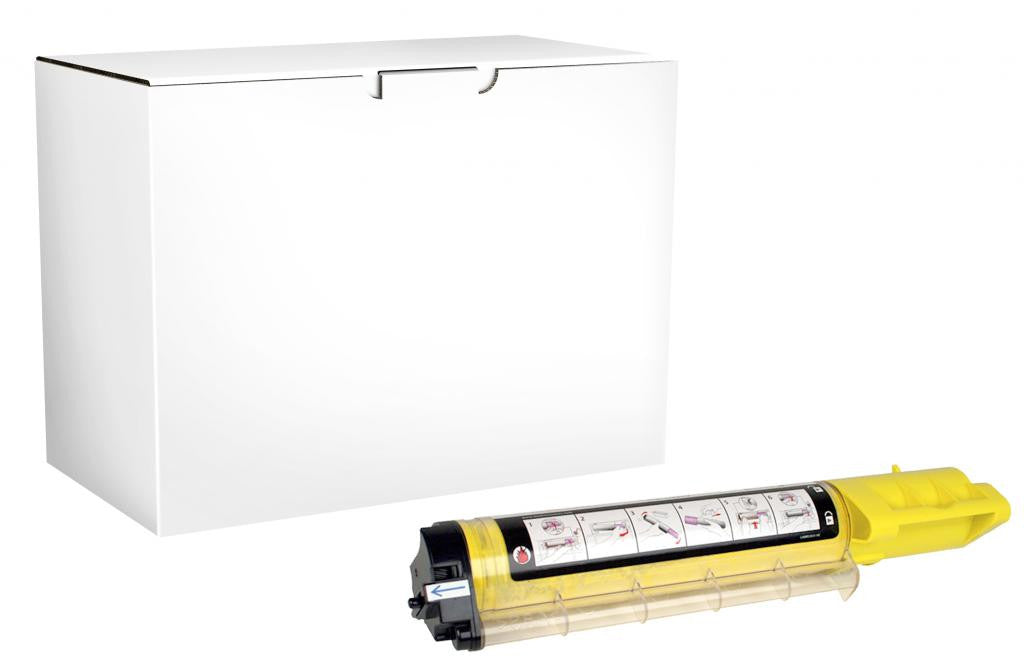 High Yield Yellow Toner Cartridge for Dell 3010