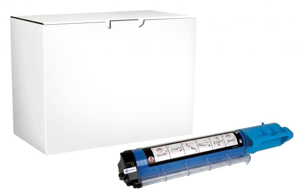 High Yield Cyan Toner Cartridge for Dell 3000/3100