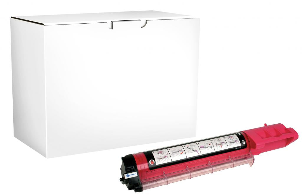 High Yield Magenta Toner Cartridge for Dell 3000/3100