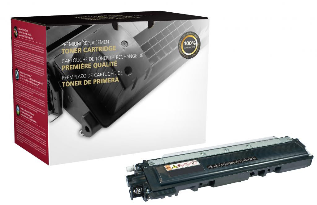 Black Toner Cartridge for Brother TN210