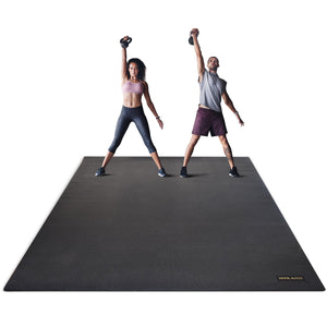 Miramat® Giga - 244cm x 183cm - Ultra Large Exercise And Yoga Mat - In Stock
