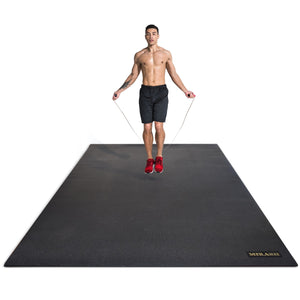 Miramat® Mega - 214cm x 153cm - Very Large Exercise And Yoga Mat