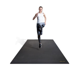 Miramat® - 200cm x 120cm - Extra Large Exercise And Yoga Mat - In Stock