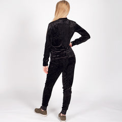 Velvet  Co-ord Loungewear Set Tracksuit