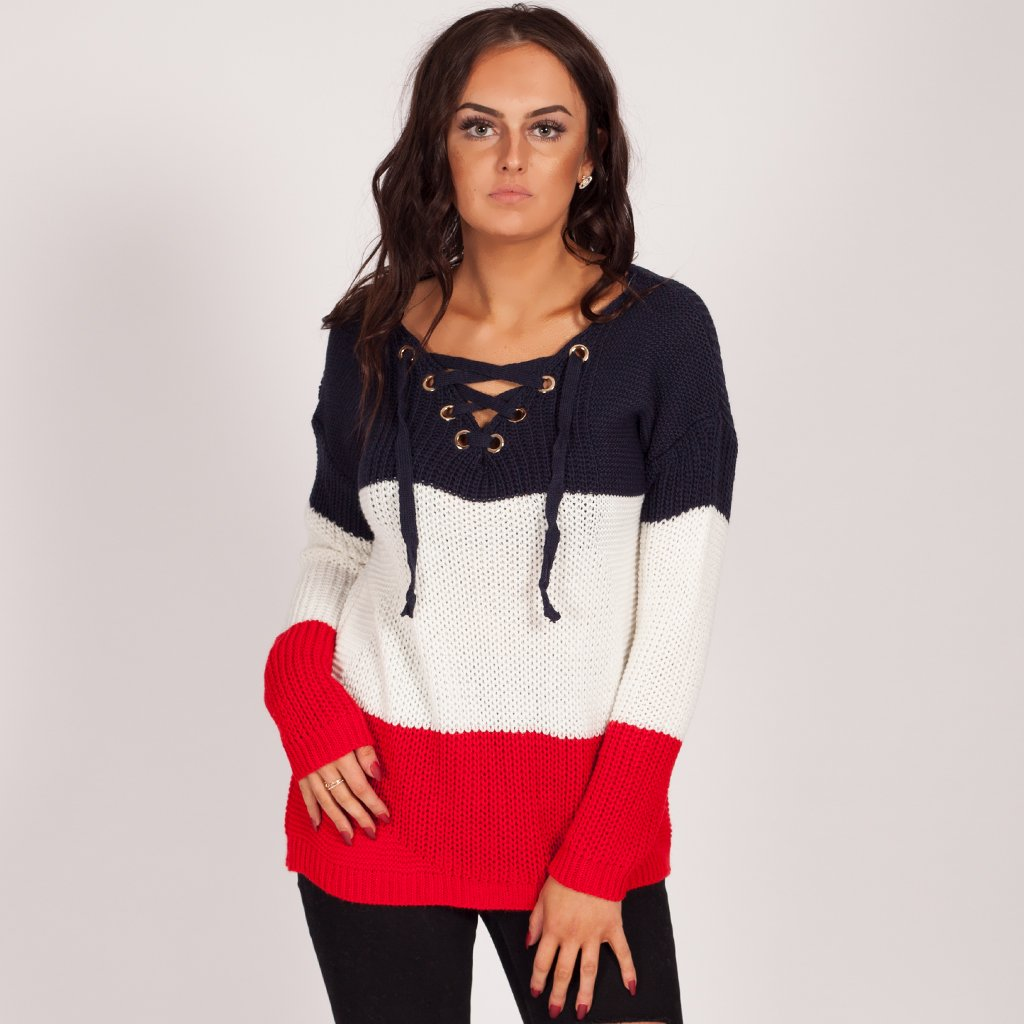 Xmas gift Jumper red Fashion