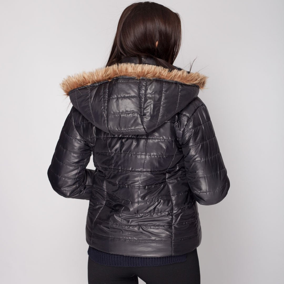 Womens Quilted Short Coats