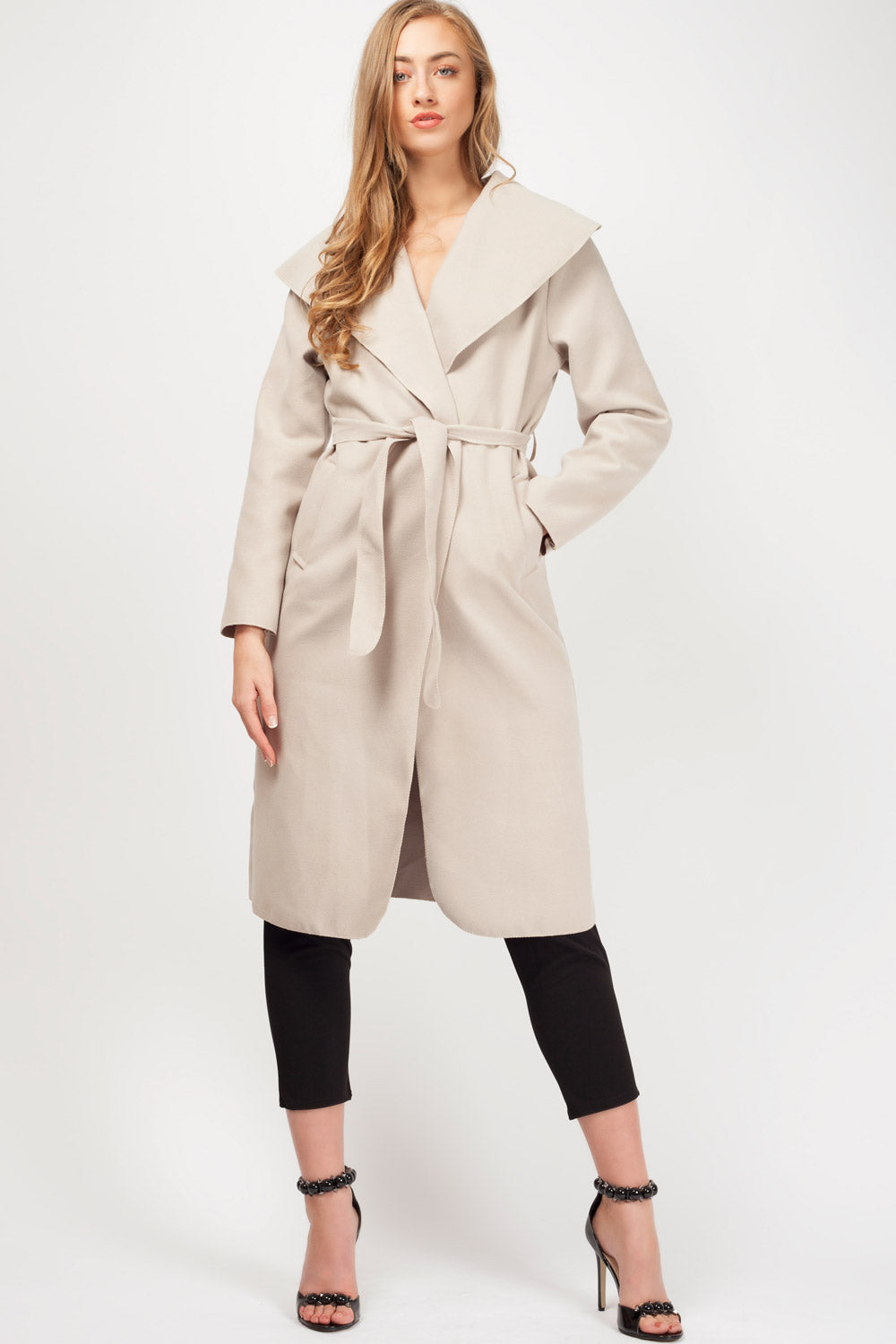 womens oversized coat on sale