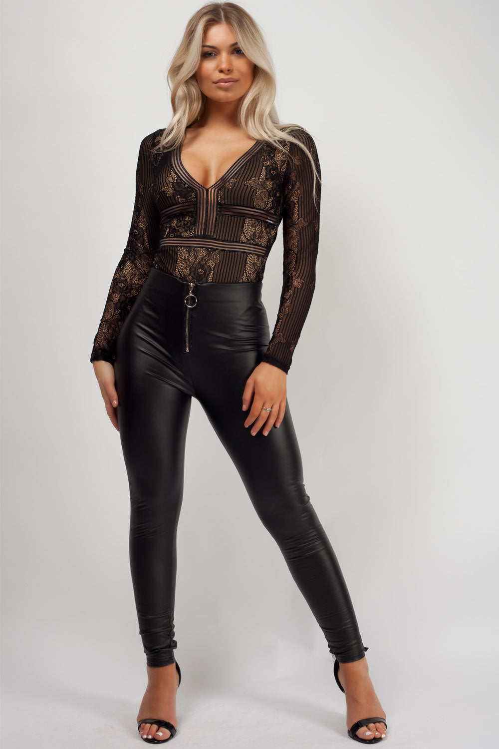 long sleeve bodysuit styledup fashion