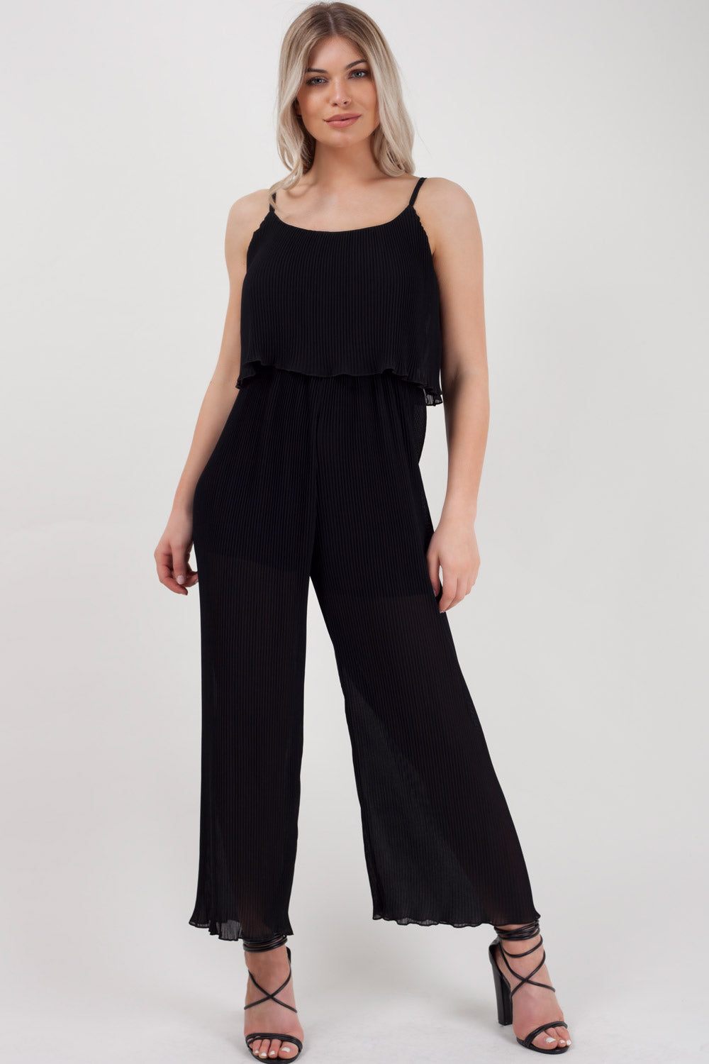 wide leg jumpsuit styledup fashion