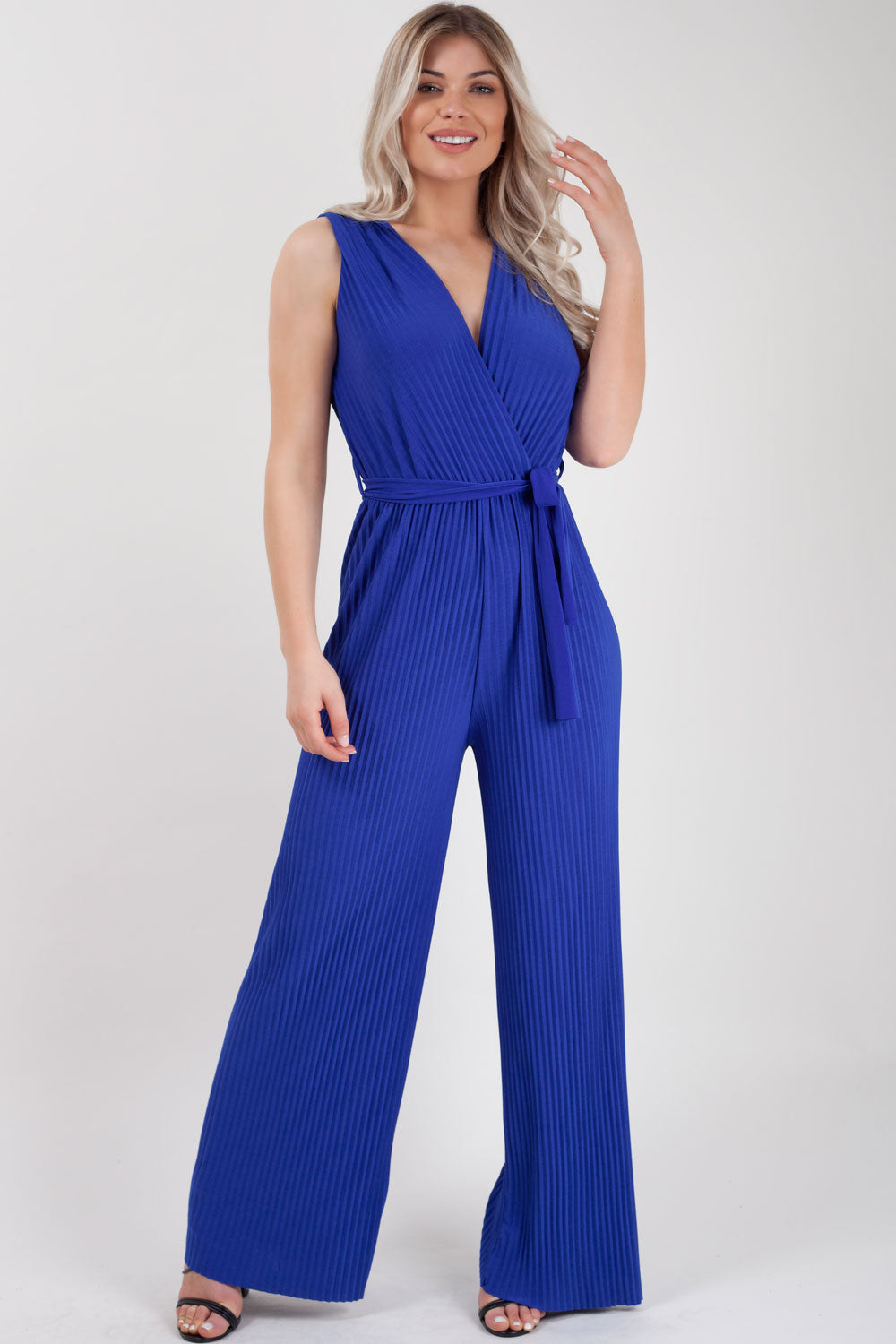 wide leg jumpsuit uk size 8
