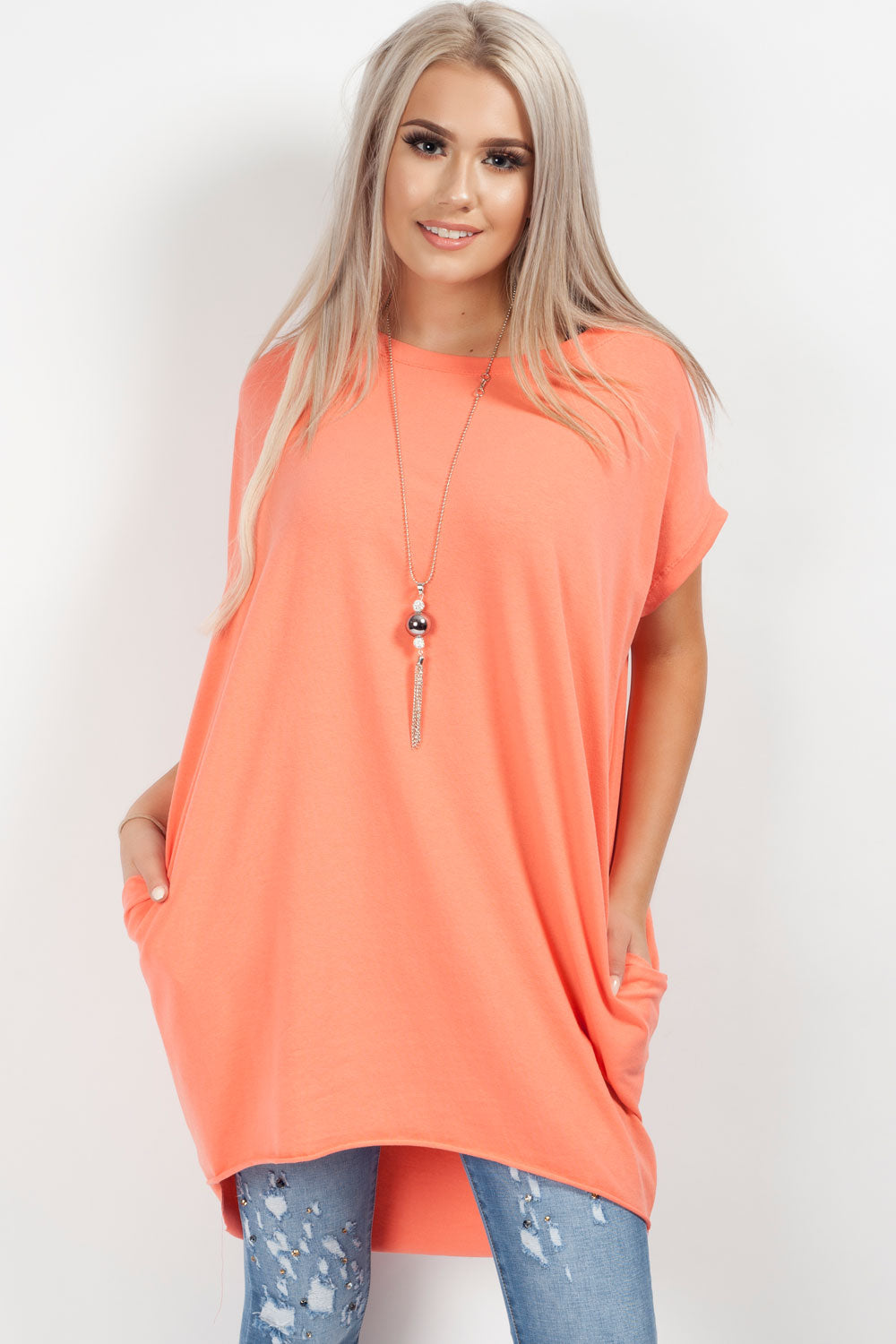womens oversize top uk