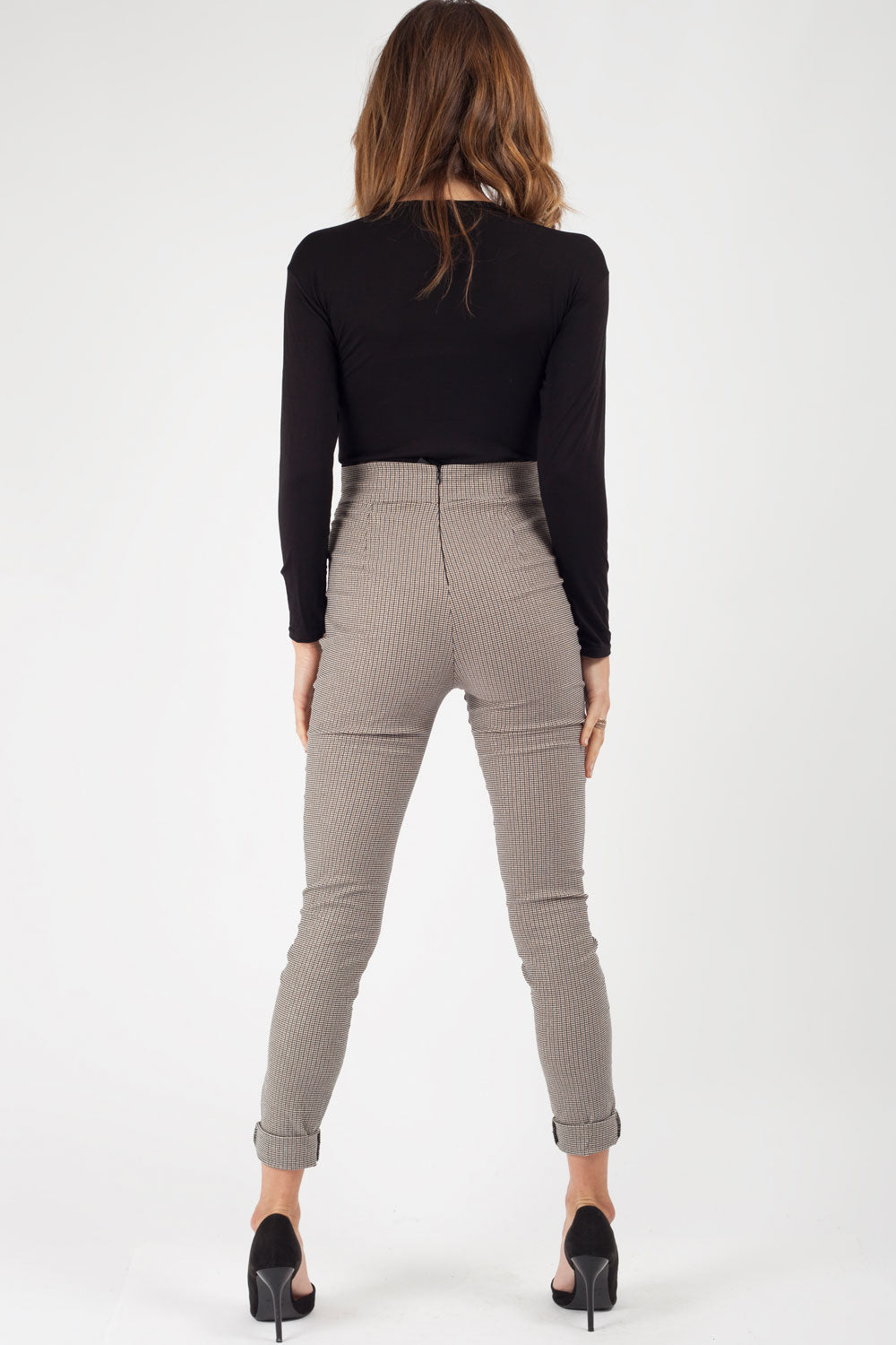 womens cigarette trousers