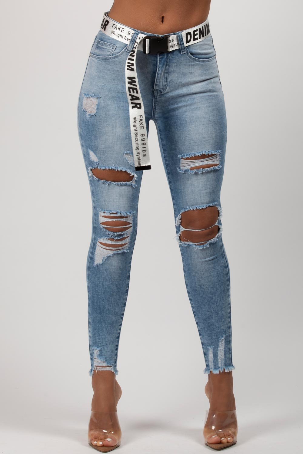 ripped jeans uk size 14