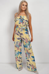 bardot jumpsuit summer