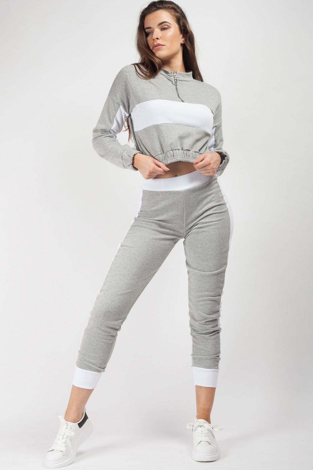 womens tracksuit set styledup fashion