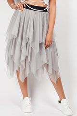 tulle maxi skirt styledup fashion