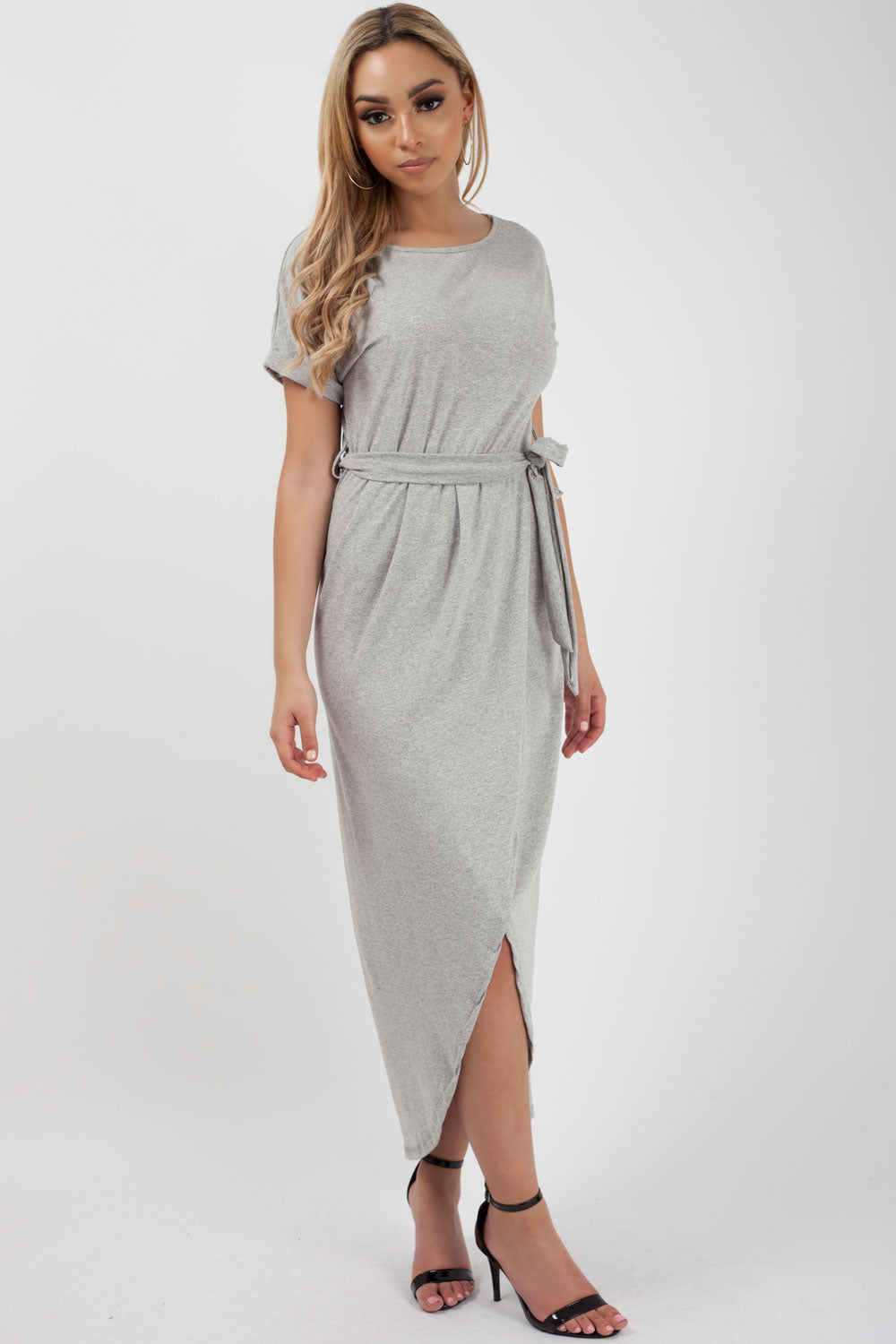 wrap maxi dress uk