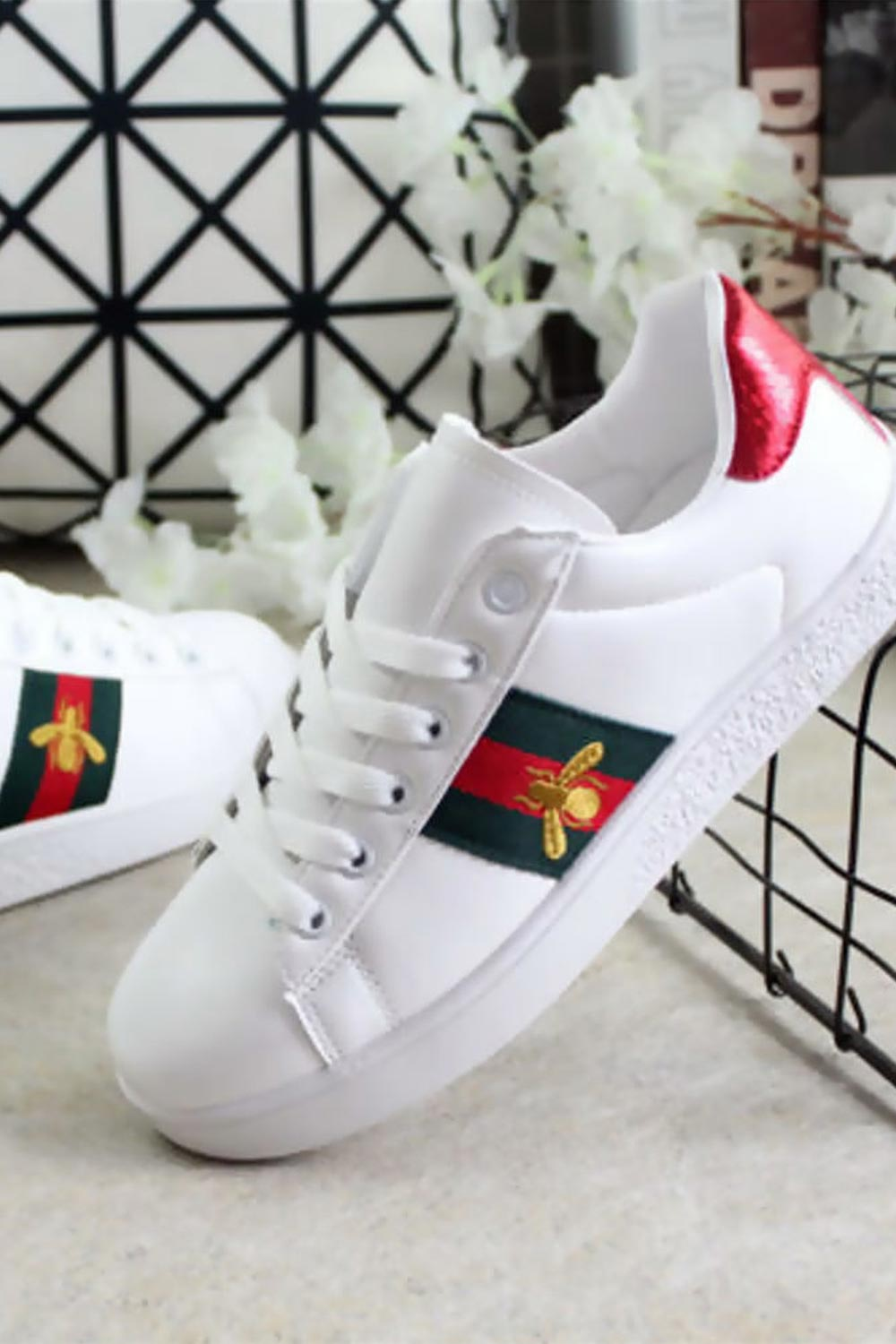 gucci inspired trainers