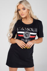 slogan tee shirts uk