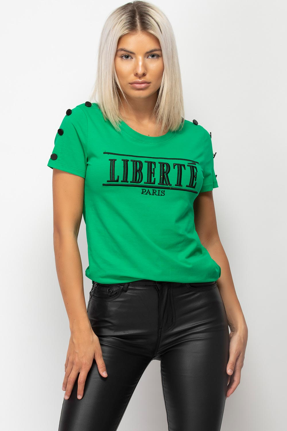 liberte paris womens t shirt