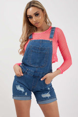 denim dungarees styledup fashion