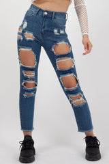 ripped jeans for women styledup fashion