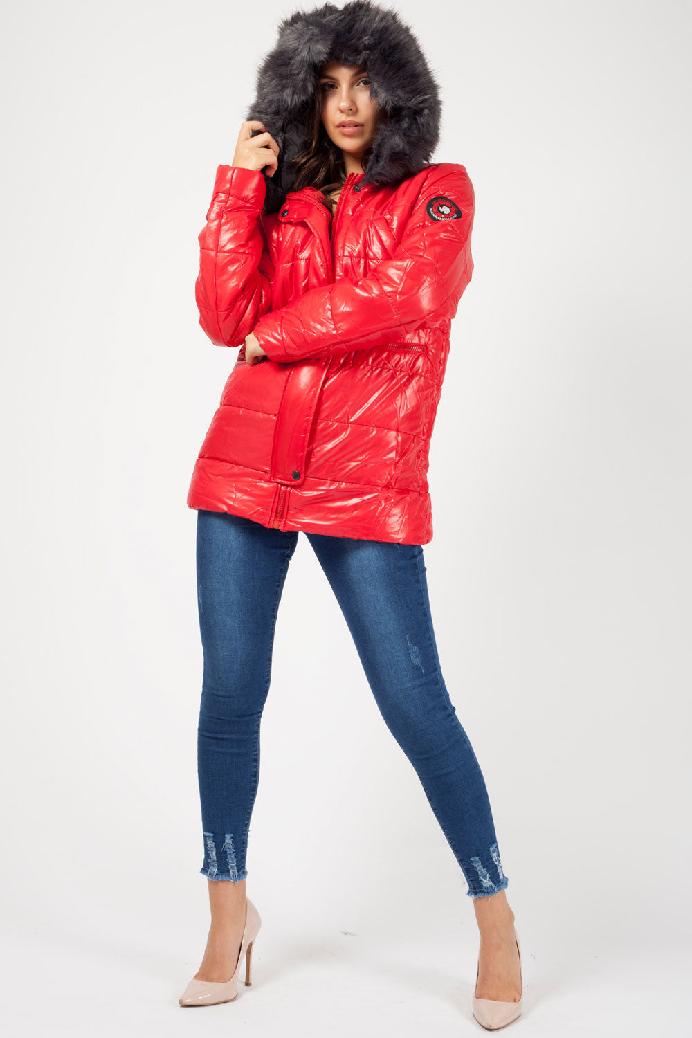 canada goose style coat womens uk