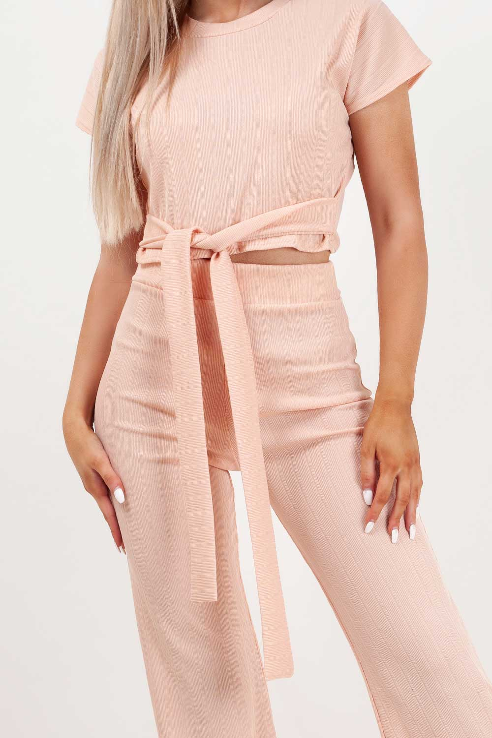 womens pink loungewear co ord