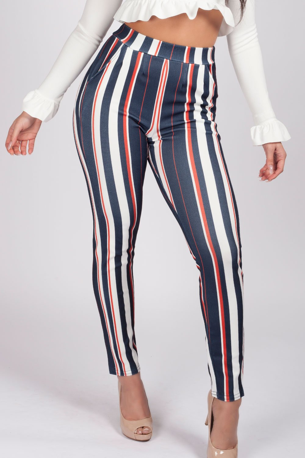 high waisted trousers womens
