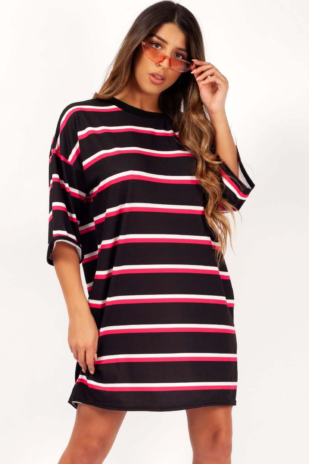oversized t shirt dress styledup fashion