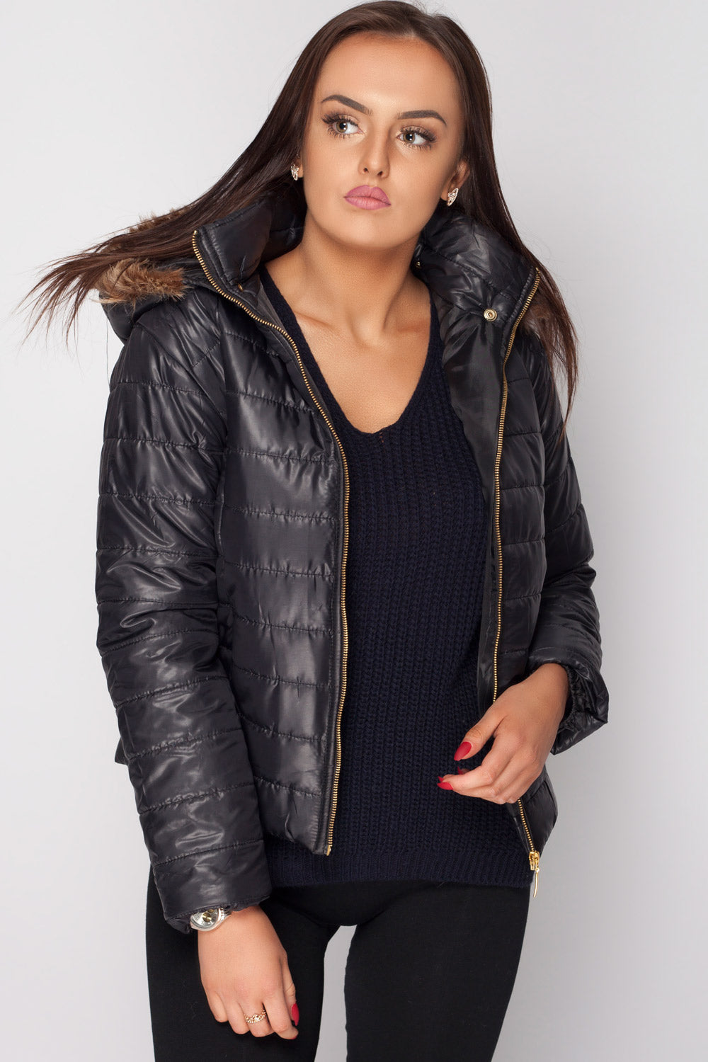 black jackets womens